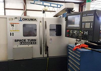 Okuma LB3000EX Control