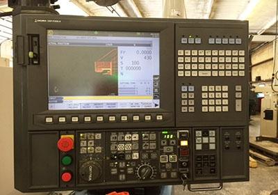 Okuma LB3000EX Control 2