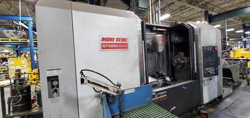 Mori Seiki NT 4250 DCG 1500SZ