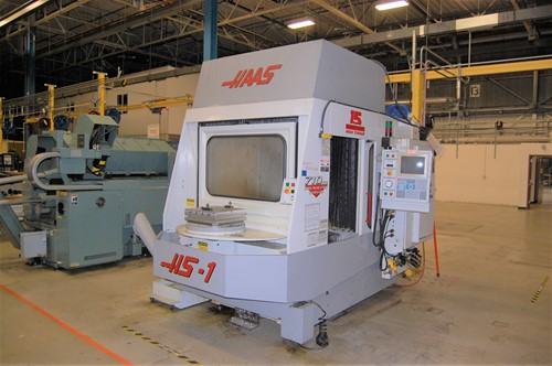 Haas HS1-1