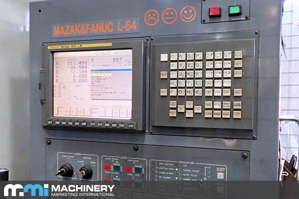 Mazak 3D Fabri Gear 300 2003 - 2-7
