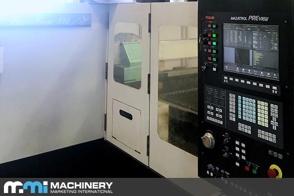 Mazak Hyper Gear 510 2009 (#3370978) - 3