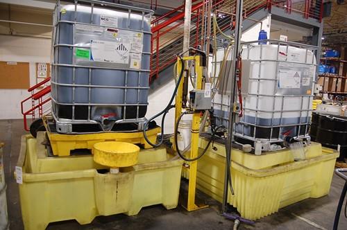 Non-Potable Water_Coolant_Oil-Reclaim-Unit