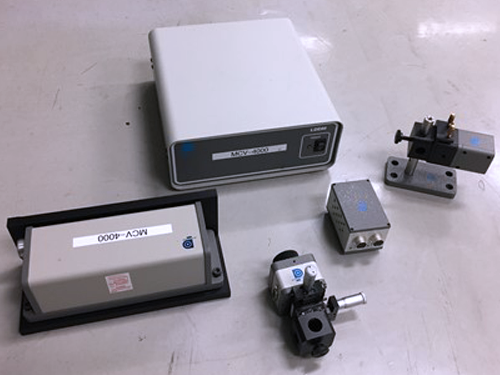 Optodyne MCV-4000 Laser Doppler Displacement Meter Measurement System_1