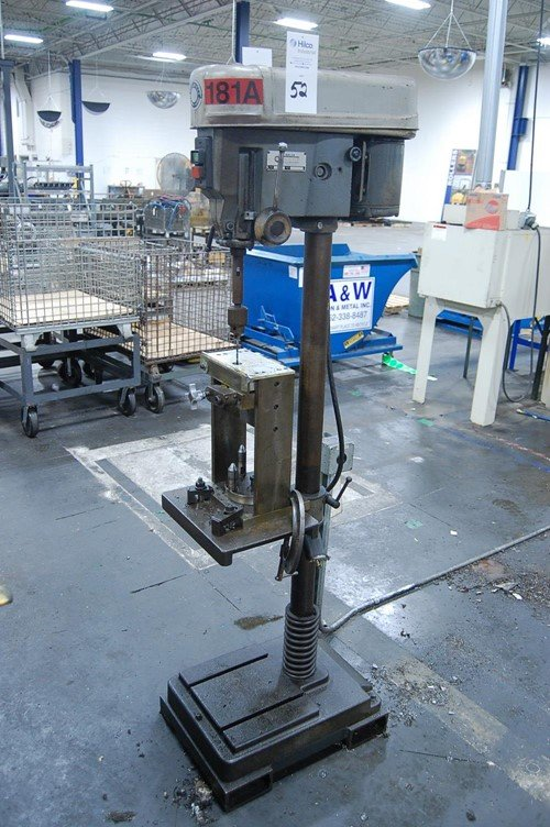 Rockwell-15-665-Pedestal-Drill-Press