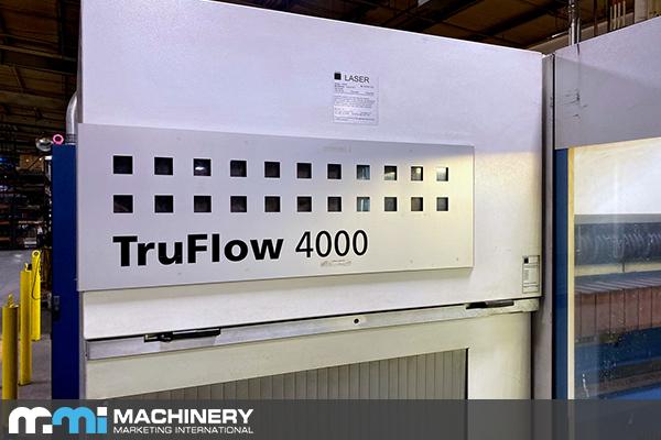 Trumpf TruLaser 3030 2011 - (#3401672) - 4