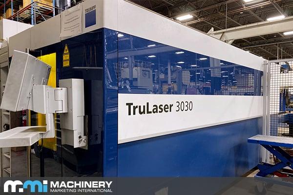 Trumpf TruLaser 3030 Fiber 2014 (#3366157) - Main