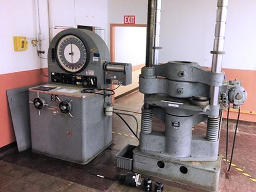 Wiedemann Baldwin BTE 120,000 Lbs Universal Testing Machine-Tensile Tester