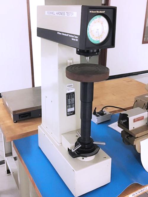 Wilson Instruments 500 B505-T Rockwell Hardness Tester