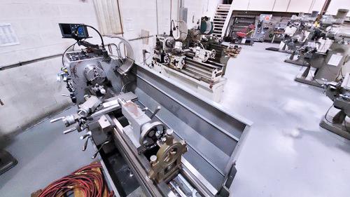 Yam 1000G 25x78 Engine Lathe